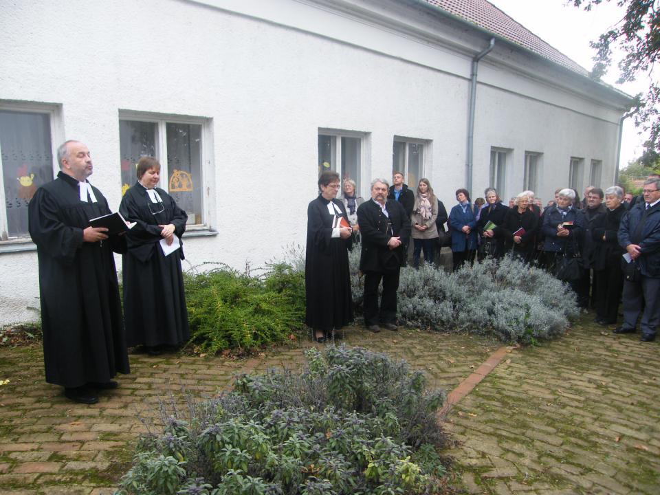 175 éve született Sántha Károly – Megemlékezést tartottak Sárszentlőrincen
