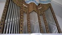 200 éves orgonát újítottak fel Egyházaskozáron