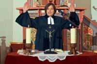 """""""Házasodik a pestimrei leány!"""" – Felszentelték a Kastélydombi Luther-házat"""