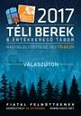 8. KÖSZI Téli berek értékkereső tábor 18-29 éveseknek – Nagyveleg, 2017. február 2-5.