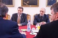 Baptista-evangélikus egyházvezetői találkozó