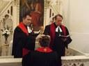 Beiktatták Veres-Ravai Réka lelkészt a szentesi gyülekezetben