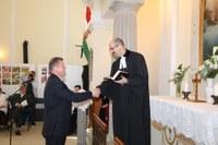 Egyházmegyei felügyelőt iktattak be Gyulán