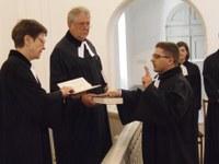 Isten találkozni akar az emberrel – Barcsik Zoltán ordinációja Kecskeméten