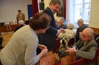 Királyod érkezik hozzád… – Nyugdíjas lelkészek találkoztak