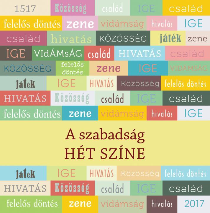 Megjelent Szabóné Mátrai Marianna – Szabó Lajos (szerk.): A szabadság hét színe című kötet