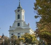 Megújult a békéscsabai evangélikus Nagytemplom