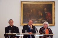 Miért hiszek? – Bemutatták a Gáncs Péter elnök-püspökkel készült interjúkötetet