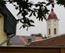 Napelemes templom óvja a környezetet Békéscsabán