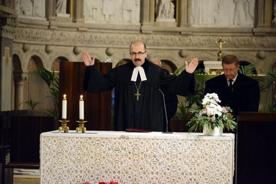 Ökumenikus istentiszteletet tartottak a Szegedi Dómban