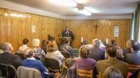 Püspöki látogatás Pestszentimrén