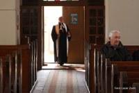 Püspöki látogatás Tiszaföldváron