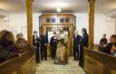 Tessedik Sámuel bement a templomába