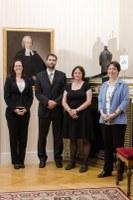 Közlemény – Darvas Anikó, Győri Gábor Dávid, Széll Éva és Szűcs Mária parókusi alkalmassági vizsgát tett